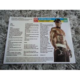 1 Fiche chanson 50 Cent / Maria Isabel