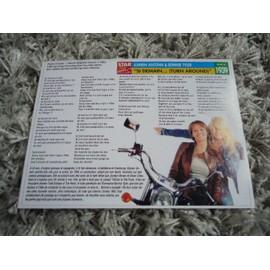 1 Fiche chanson Karen Antonn & Bonnie Tyler / Les connards