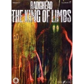RADIOHEAD THE KING OF LIMBS POUR PIANO /CHANT /GUITARE