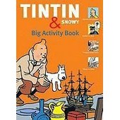 The Tintin & Snowy Big Activity Book de Simon Beecroft