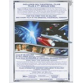Star Trek : Original Motion Picture Collection - Coffret 7 Blu Ray de Shatner. Nimoy, William .Leonard