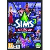 Les Sims 3 - Acc�s Vip