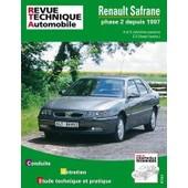 Renault Safrane - Moteurs 4 Et 5 Cylindres Essence, Moteurs Diesel 2.2 Turbo
