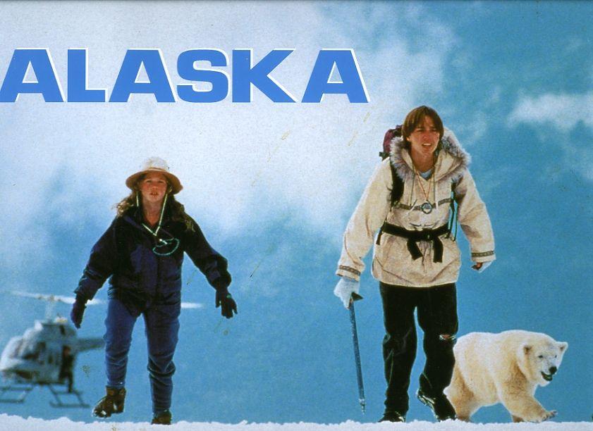 Alaska affiche de cinéma
