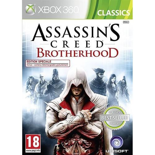 Assassin's Creed Brotherhood - Edition Classics - Xbox 360