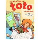 Les Blagues De Toto de thierry copp�e