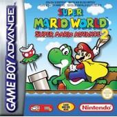 Super Mario World Super Mario Advance 2 - Ensemble Complet - Game Boy Advance