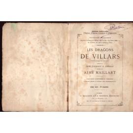 MAILLART - LES DRAGONS DE VILLARS