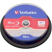 Verbatim BD-RE - 25 GB