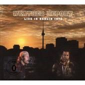 Live In Berlin.. -Cd+Dvd- - Weather Report