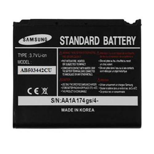 Samsung - Batterie Li-Ion pour Téléphone Portable D900