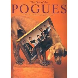 The Best Of The Pogues Piano, Vocal & Guitar (with Chord Boxes)