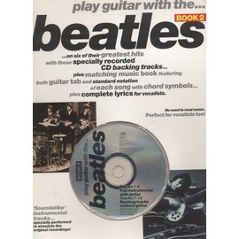 Play guitar with the beatles  - book 2
