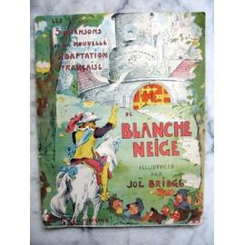 Blanche Neige - Les 5 chansons de la nouvelle adaptation française