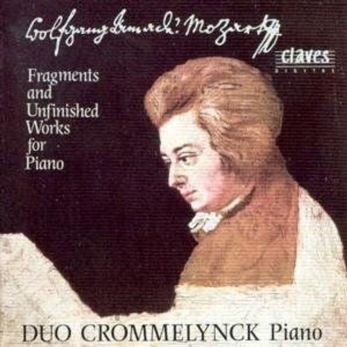 Fragments D'oeuvres Pour Piano, 2 Pianos & 4 Mains Patrick & Taeko Crommelynck, Piano - S