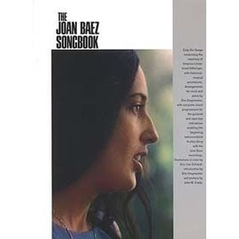 The Joan Baez Songbook Piano,  Vocal & Guitar (with Chord Boxes)