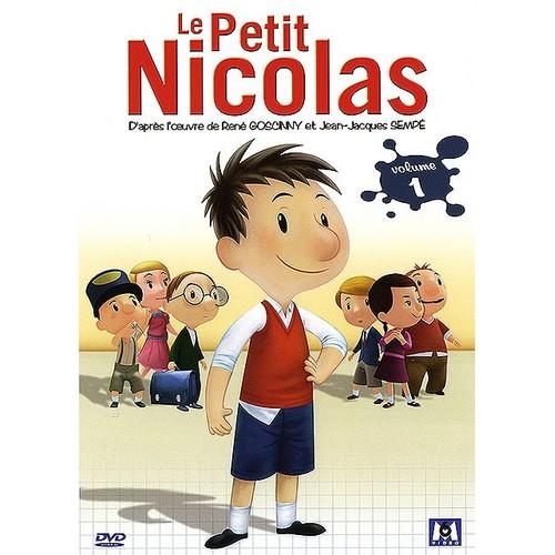 Le Petit Nicolas S1 Vol 1 Dvd Edition simple