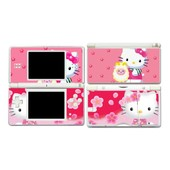 Skin Sticker Nintendo Ds Lite - Hello Kitty 3