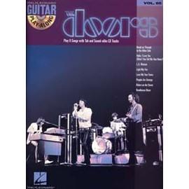 GUITAR PLAY ALONG VOL.065 DOORS TAB AVEC CD