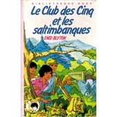 Le Club Des Cinq Et Les Saltimbanques, Illustrations De Jean Sidobre de BLYTON (Enid)