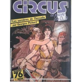 Circus N� 76, Mensuel De Bandes Dessin�es
