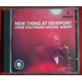 New Thing At Newport - John Coltrane-Archie Shepp