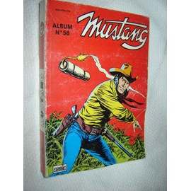 Album Mustang 58 ( N� 173 174 175 )