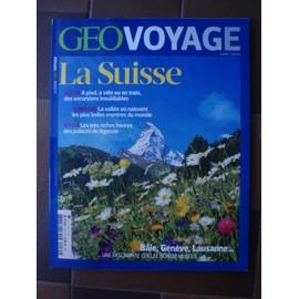 G�o Voyage La Suisse 35