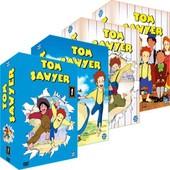Tom Sawyer - Int�grale - Pack 4 Coffrets (16 Dvd) de Nippon Animation