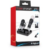 Ps3 Move Triple Chargeur
