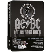 Ac/Dc - Let There Be Rock - �dition Collector Limit�e de Eric Dionysius