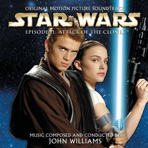 Star Wars 2 Attack Of The Clones Score O.S.T. Star Wars 2 Attack Of The Clones Score O.S.T.