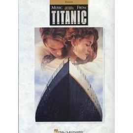 TITANIC FOR VIOLIN