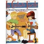 Guitare Facile Methode Pour Enfants Rebillard Cd