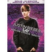 Justin Bieber - Never Say Never - Version Longue In�dite de Jon M. Chu