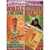 Ukulele Pack Methode/Dico Rebillard Cd
