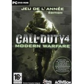 Call Of Duty 4 - Modern Warfare - Game Of The Year