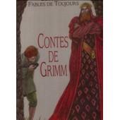 Contes De Grimm de Jakob Et Wilhelm Grimm