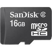 Carte M�moire Micro Sd Sandisk De 16 Go Pour Le Samsung I9100 Galaxy S 2