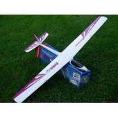 Motoplaneur Graupner Acro Fly �lectrique 3 Axes Moteur Speed 500 Bb Torque 7.2v