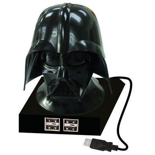 Replique Casque Darth Vader Multi Usb Star Wars