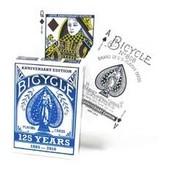 Jeu De Cartes Bicycle 125i�me Anniversaire Rouge