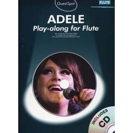 GUEST SPOT ADELE FLUTE CD