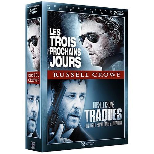Traqués + Les trois prochains jours (Coffret 2 DVD)