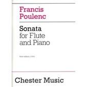 Sonata For Flute And Piano Francis Poulenc