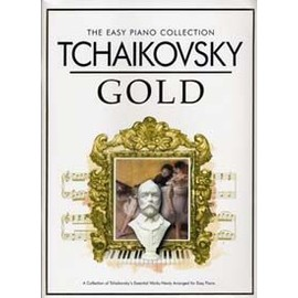 Tchaikovsky : Easy piano collection gold - Piano - Chester
