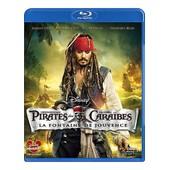 Pirates Des Cara�bes, La Fontaine De Jouvence - Blu-Ray de Rob Marshall