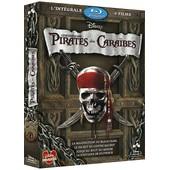 Pirates Des Cara�bes - L'int�grale 4 Films - Blu-Ray de Gore Verbinski