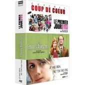 Coup De Coeur - Coffret - Les �motifs Anonymes + Le Premier Jour Du Reste De Ta Vie + Je Vais Bien, Ne T'en Fais Pas de Jean-Pierre Am�ris