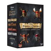 Pirates Des Cara�bes - L'int�grale 4 Films de Gore Verbinski